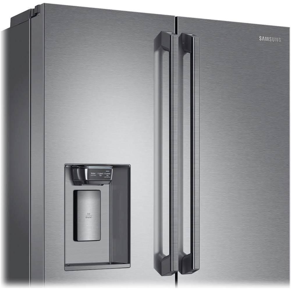 Samsung   22.7 Cu. Ft. 4 Door Flex French Door Counter Depth