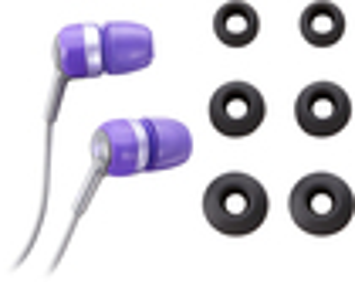 Modal - Earbud Headphones - Periwinkle