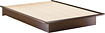 """South Shore - Step One Collection 60"""" Queen Platform Bed"""