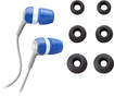 Modal - Earbud Headphones - Blue