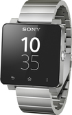 Sony - SmartWatch 2 - Stainless-Steel