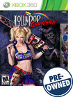Lollipop Chainsaw — PRE-OWNED - Xbox 360