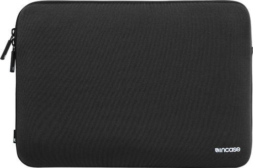 Incase Designs Classic Sleeve For 13 3 Le Macbook Pro Black Larger Front