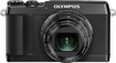 Olympus - Stylus Sh-1 16.0-megapixel Digital Camera - Black