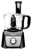 Chefman - 8-Cup Food Processor - Black