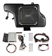 Kicker - PowerStage Audio Upgrade System for Select 2013 Ford Mustang Vehicles - Silver/Black