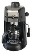 Capresso - Steam PRO 4-Cup Espresso and Cappuccino Machine - Black