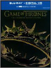 Game of Thrones: The Complete Second Season [5 Discs] (Blu-ray Disc) (Eng/Fre/Spa)