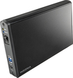 "Insignia™ - 3.5"" Serial ATA Hard Drive Enclosure"