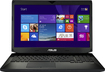 "Asus - 17.3"" Laptop - Intel Core i7 - 8GB Memory - 1TB Hard Drive - Black"