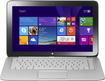 "HP - Split x2 2-in-1 13.3"" Touch-Screen Laptop - Intel Core i5 - 4GB Memory - 128GB Solid State Drive - Natural Silver"