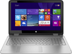 "HP - ENVY x360 2-in-1 15.6"" Touch-Screen Laptop - Intel Core i5 - 8GB Memory - 750GB Hard Drive - Natural Silver"