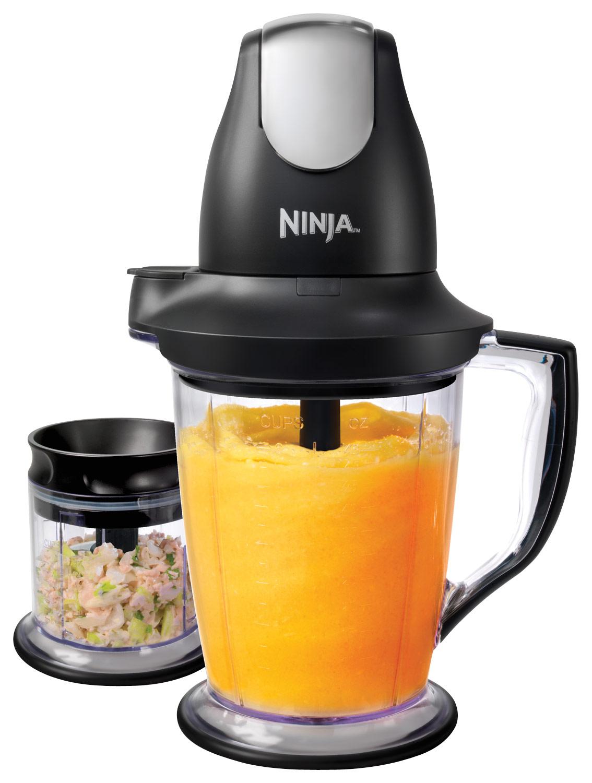 Ninja - Master Prep Pro Food and Drink Mixer - Black