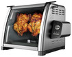 Ronco - Showtime Rotisserie 5500 Series 15-lb. Rotisserie Oven - Stainless-steel 5836191