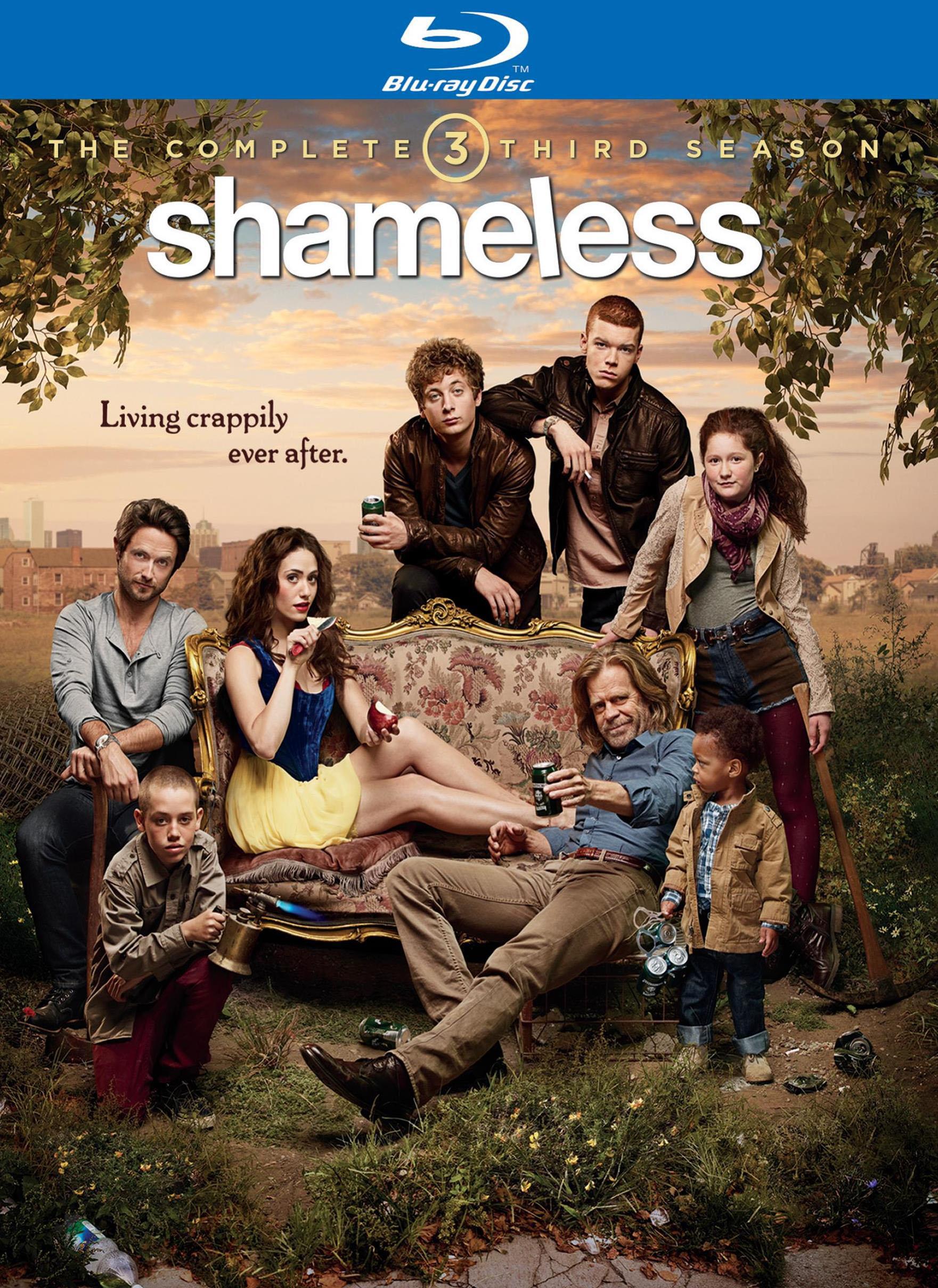 Shameless: The Complete Third Season [2 Discs] [blu-ray] 5836623