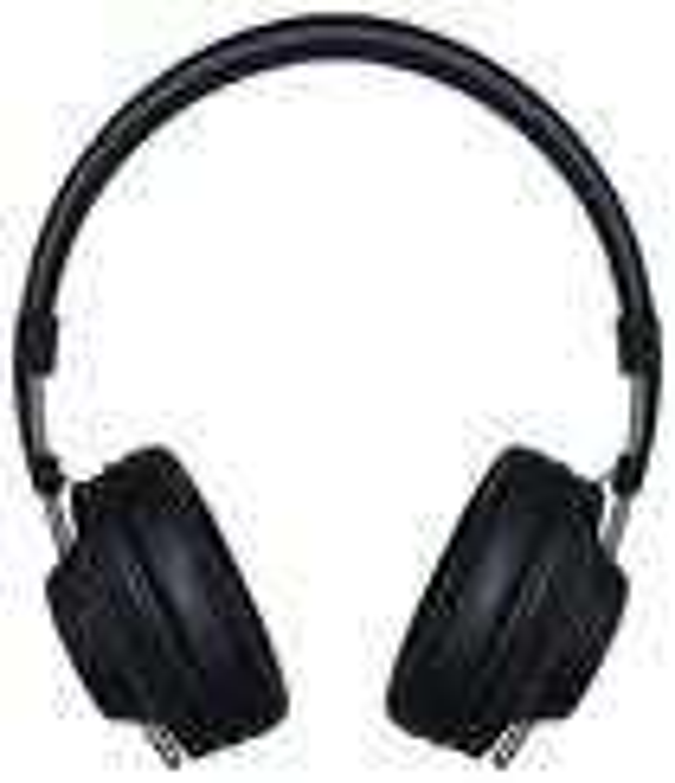 Razer - Adaro Wireless Over-the-Ear Headphones - Black
