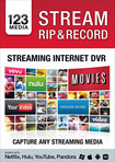 123 Media Stream Rip & Record - Mac|Windows