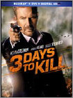 3 Days to Kill (Blu-ray Disc) (2 Disc) 2014