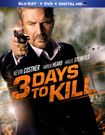 3 Days To Kill [2 Discs] [blu-ray/dvd] 5838277