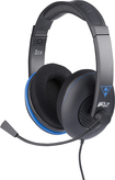 Turtle Beach - Ear Force P12 Wired Amplified Stereo Gaming Headset for PlayStation 4 and PS Vita - Black