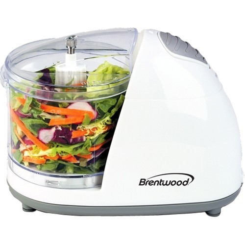 Brentwood - MC- 101 Mini Food Chopper - White