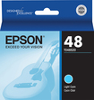 Epson - 48 Ink Cartridge T048520 - Light Cyan - Light Cyan