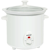Brentwood - SC-135W 3 qt. Slow Cooker - White