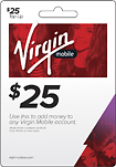 Virgin Mobile - $25 Top-up Code (immediate Delivery)