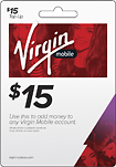 Virgin Mobile - $15 Top-up Code (immediate Delivery)