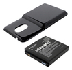Lenmar - Lithium-Ion Battery for Samsung Galaxy S II and Epic 4G Touch Mobile Phones - Black