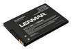 Lenmar - Lithium-Ion Battery for Kyocera Echo M9300 Mobile Phones - Black