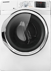 Samsung - 7.5 Cu. Ft. 13-cycle Steam Electric Dryer - Neat White 5853431