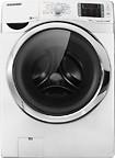 Samsung - Vrt Plus Steam & Powerfoam 4.3 Cu. Ft. 13-cycle High-efficiency Steam Washer - Neat White 5853459