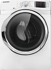 Samsung - 7.5 Cu. Ft. 13-cycle Steam Gas Dryer - Neat White 5853468