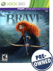Disney/Pixar Brave: The Video Game — PRE-OWNED - Xbox 360