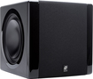 "Niles - 8"" 1200-Watt Powered Subwoofer - Black"