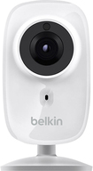 Belkin - NetCam HD+ Wireless Networking IP Camera - White