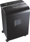 Dynex™ - 10-Sheet Microcut Paper Shredder - Black