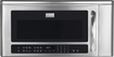 Frigidaire - Gallery 2.0 Cu. Ft. Over-the-Range Microwave - Stainless-Steel