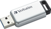 Get Verbatim – Store 'n' Go Secure Pro 64gb Usb 3.0 Flash Drive – Silver Before Too Late