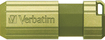 Limited Offer Verbatim – Store 'n' Go Pinstripe 16gb Usb 2.0 Flash Drive – Eucalyptus Green Before Special Offer Ends