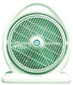 "SPT - 14"" Box Fan - Light Olive Green"