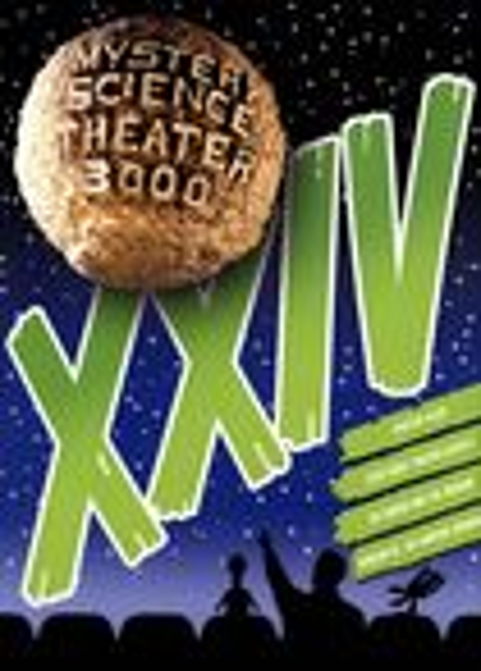 Mystery Science Theater 3000: Xxiv [4 Discs] (dvd) 5870547