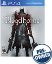 Bloodborne - PRE-OWNED - PlayStation 4
