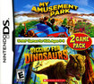 My Amusement Park/Digging for Dinosaurs 2-Game Pack - Nintendo DS