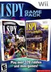I Spy Game Pack - Nintendo Wii