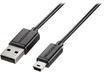 Insignia™ - 3' USB Type A-to-5-Pin Mini-B Cable - Black