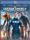 Captain America: The Winter Soldier (Blu-ray Disc) (Eng/Fre/Spa)