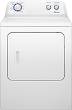 Amana - 7.0 Cu. Ft. 12-Cycle Electric Dryer - White