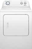 Amana - 7.0 Cu. Ft. 12-Cycle Gas Dryer - White